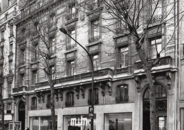 Pargi - Boulevard Saint Germain