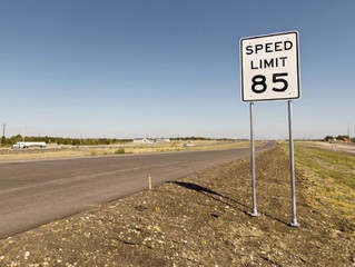 Texting on a Texas Highway