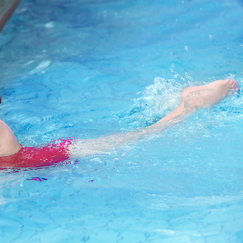 LEVEL 2 SWIM LESSONS FOR KIDS (Ages 5-7)