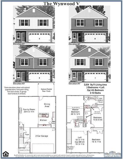 Wynwood V Floor Plan