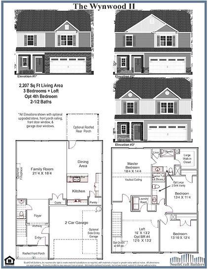 Wynwood II Floor Plan