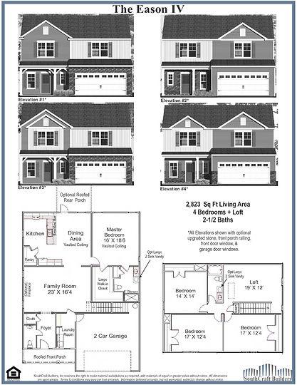 Eason IV Floor Plan