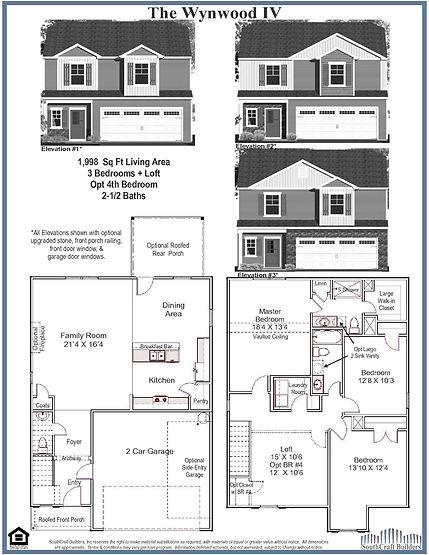 Wynwood IV Floor Plan