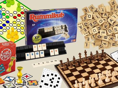 Jeux de mémoire et autres jeux pour nos aînés