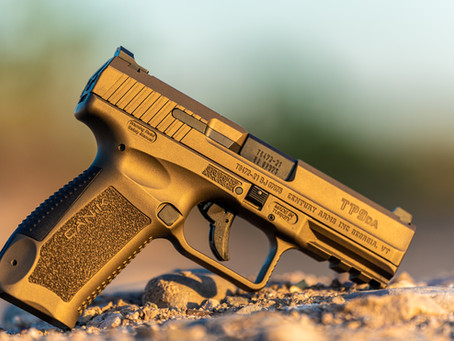 Canik TP9DA - Budget Carry Gun!