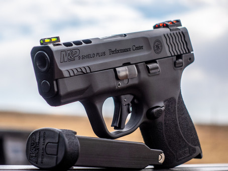 Smith and Wesson M&P Shield Plus - Performance Center Review
