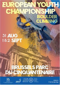 Championnat Jeunes d'Europe (bloc)