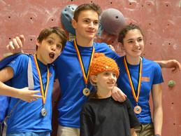 Belgium Lead Cup Youth 1 à Klimax