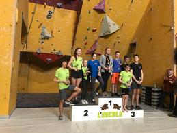 Belgian Lead Youth Cup 3 à L'Escale