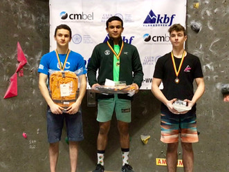 Belgian Youth Lead Cup 1