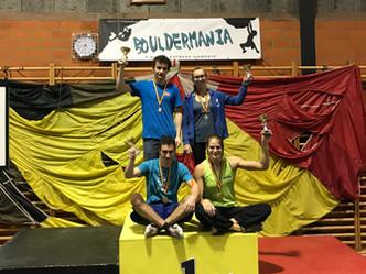 Lionel remporte la Coupe de Belgique Bloc Junior