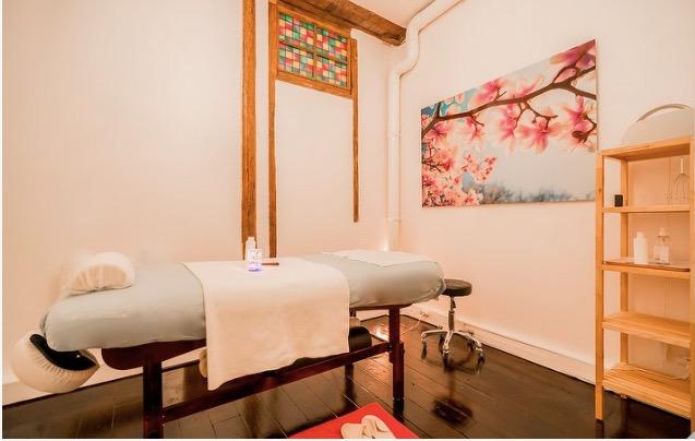 salle massage à L'Espace TerraNova