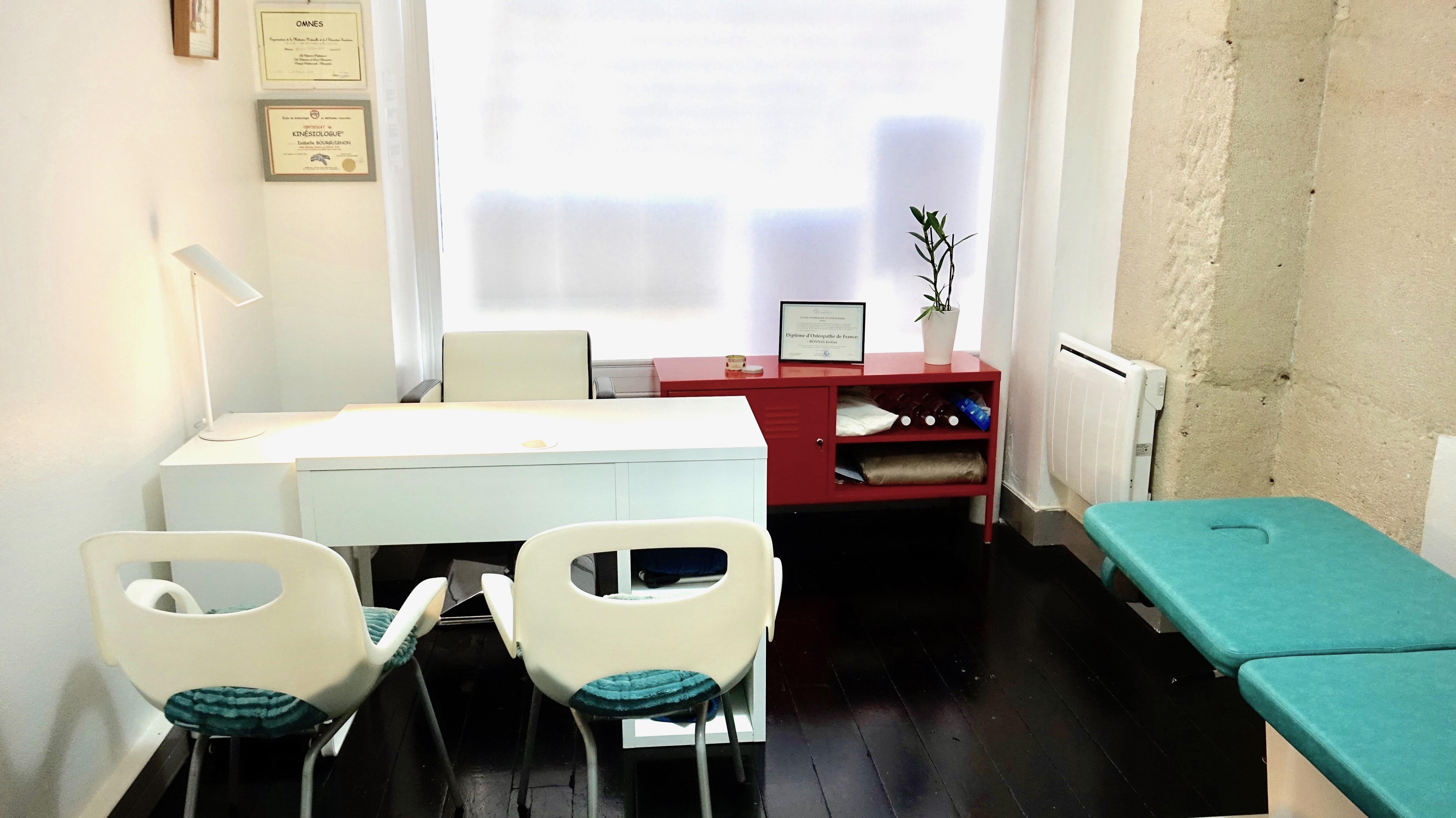 bureau de L'Espace TerraNova