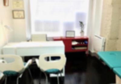 Le bureau de consultation de l'Espace TerraNova