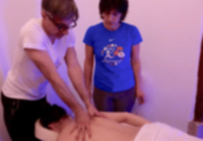 Des cours particuliers de massages ben-être de l'Espace TerraNova