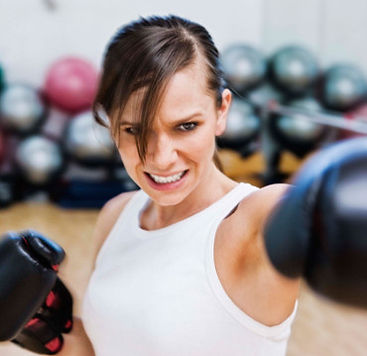 Boxe thérapie combativité confiance en soi