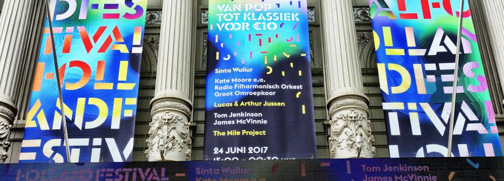 Aankondiging Temple of Time Concertgebouw