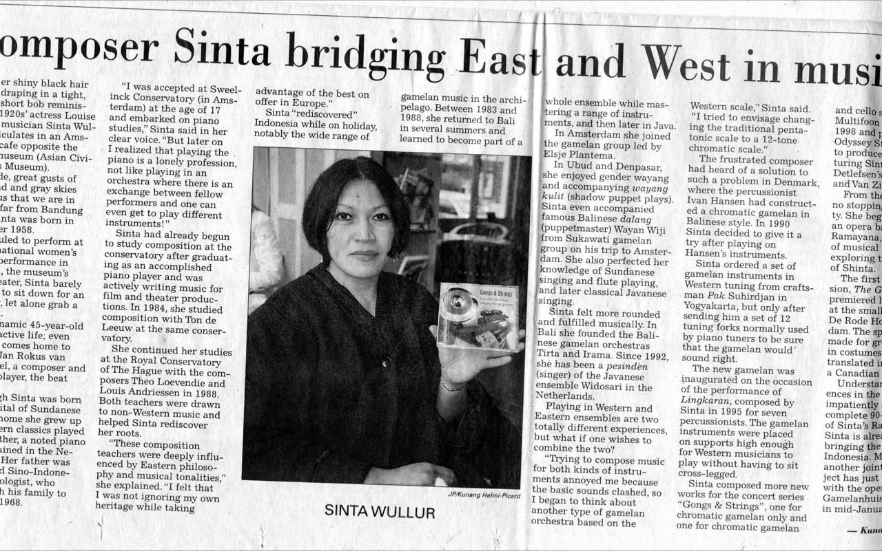 interview Jakarta Post