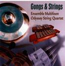 CD gongs and strings