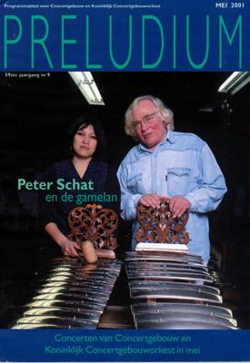chromatische gamelan in de symphonie van Peter Schat