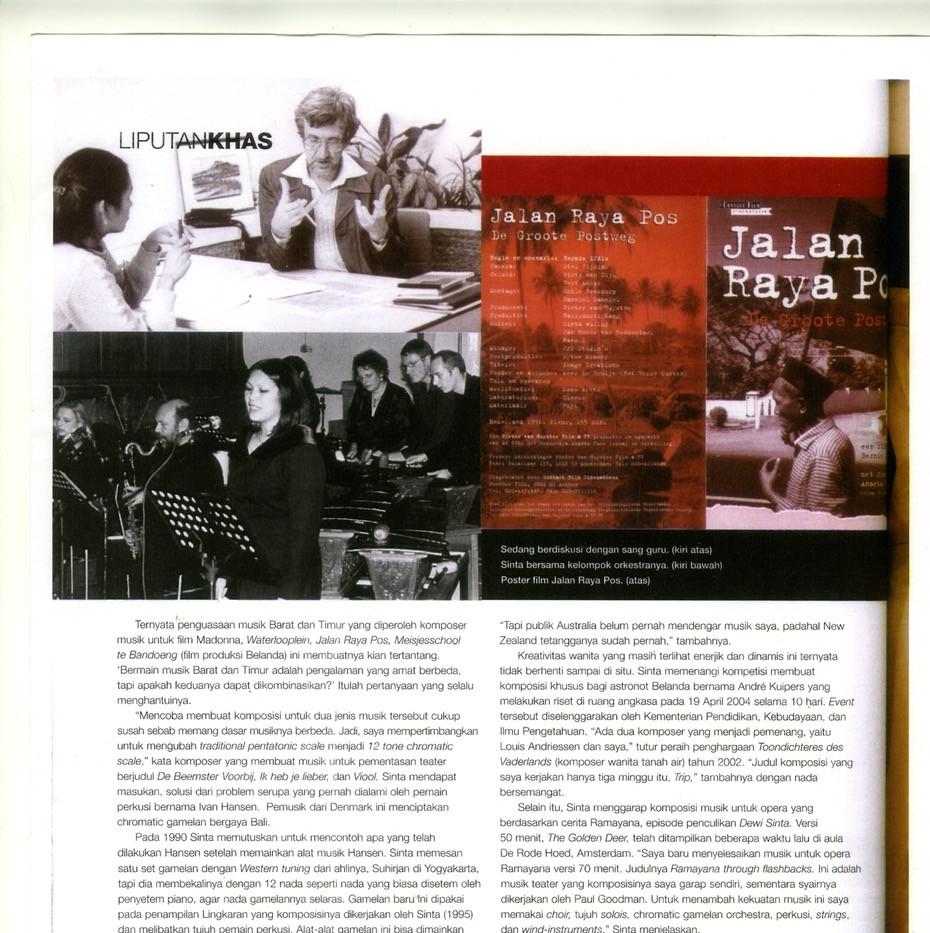 vervolg interview magazine Dewi