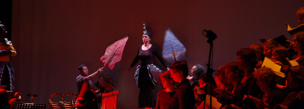 Sita's Liberation op Internationaal gamelan festival Amsterdam