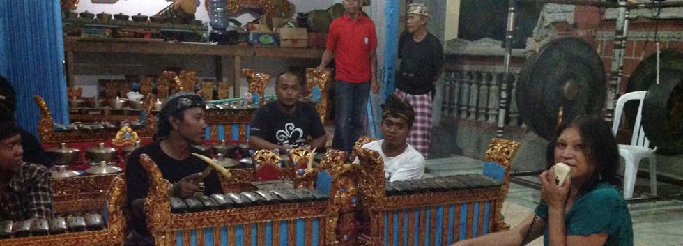 Festival Noord Bali repetitie Plastic Soup