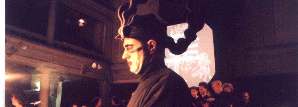 The Golden Deer met Romain Bisschoff