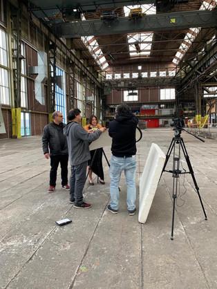 Team van Filmcrew4u hier aan het werk