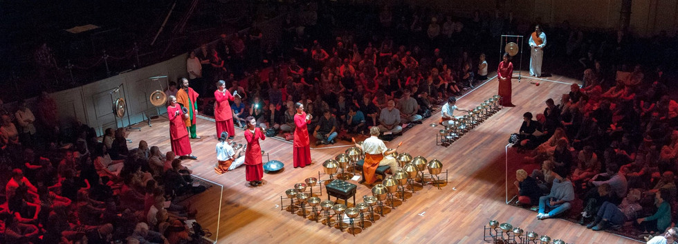 19 Holland Festival voorstelling Temple of Time