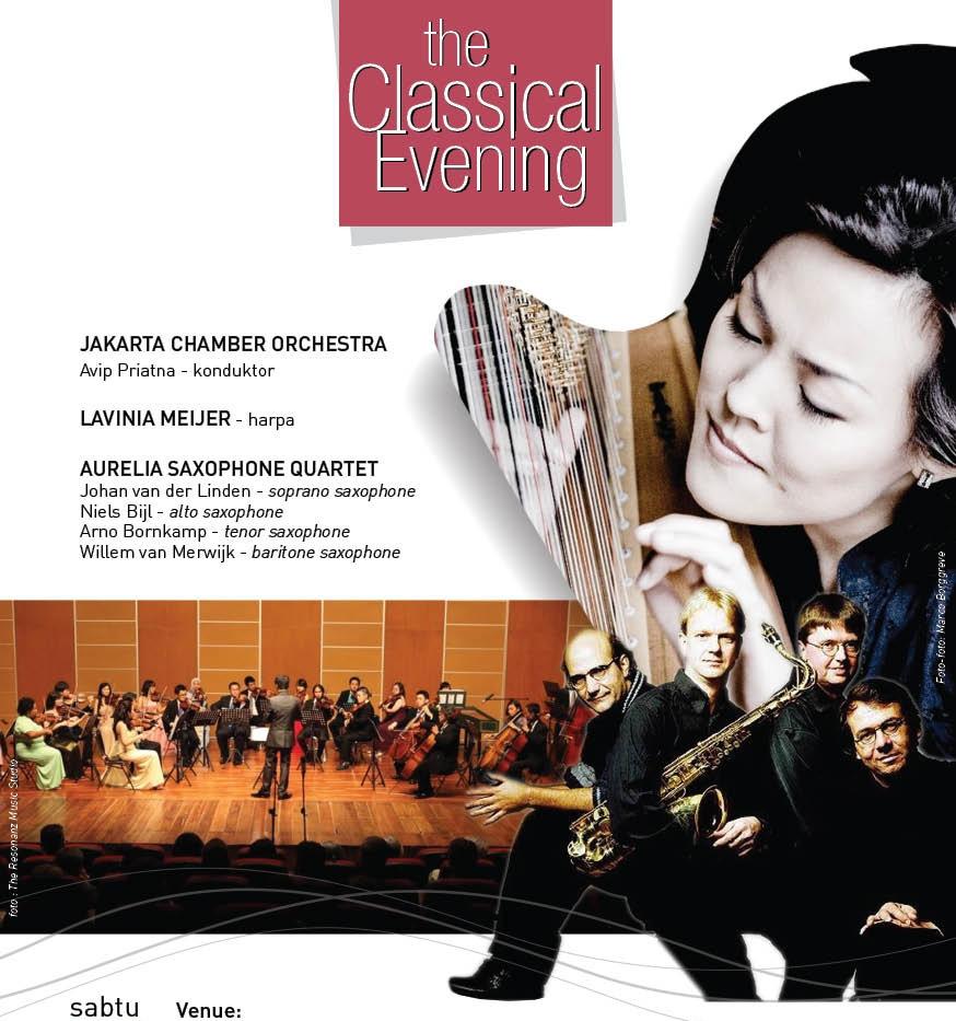 compositie voor 40 jarig jubileum Erasmushuis Jakarta