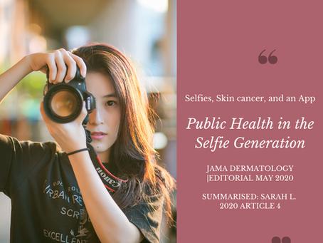 Paeds | Public Health in Selfie Generation