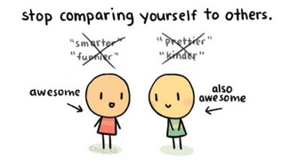 Why do We Compare?