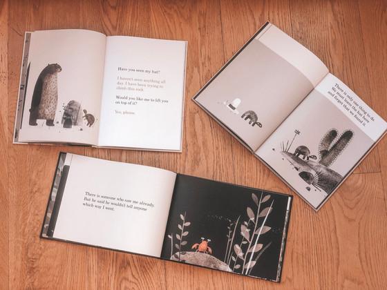 Jon Klassen's Hat Box Trilogy Review