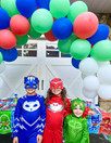 Killian's PJ Masks Party