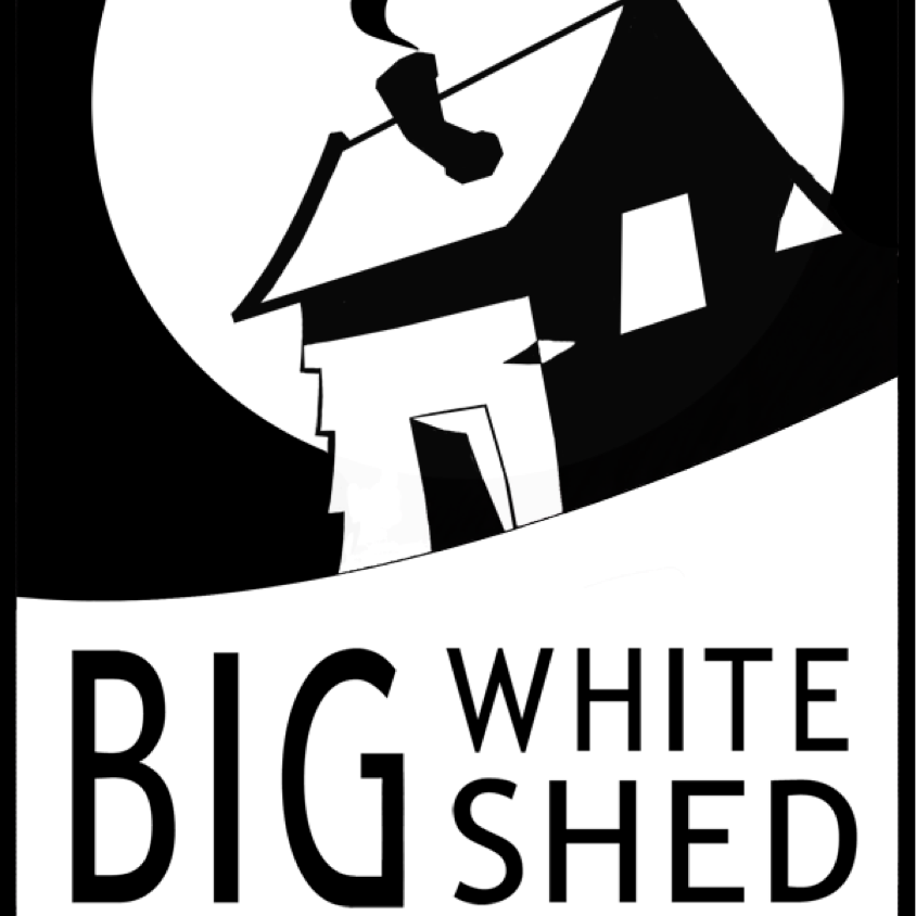 Big White Shed