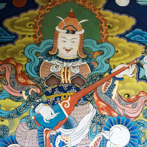 Dangb-ooo Dingbo-ooo (Long Long Ago) The Folklore of Bhutan