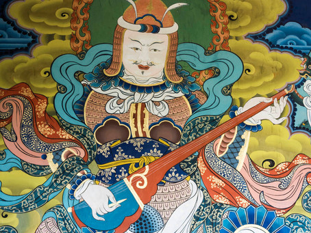 Dangb-ooo Dingbo-ooo (Long Long Ago) The Folklore of Bhutan