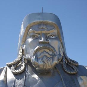 Universal King Ruler of All Men - Genghis Khan!
