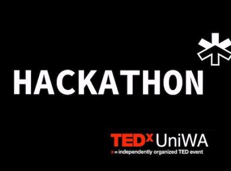 TEDxUniWA Hackathon Pre-event: 15 & 16 Μαΐου!