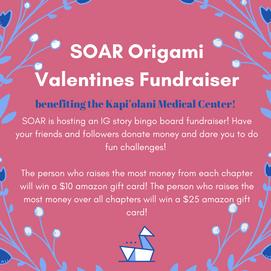 SOAR Oragami Valentines Fundraiser.png