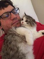 RagaMuffin Cat with Companion