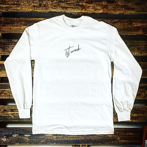 1st crack Long Sleeve T-Shirt