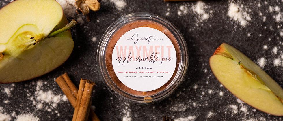 "Waxmelt ""Apple crumble pie"""
