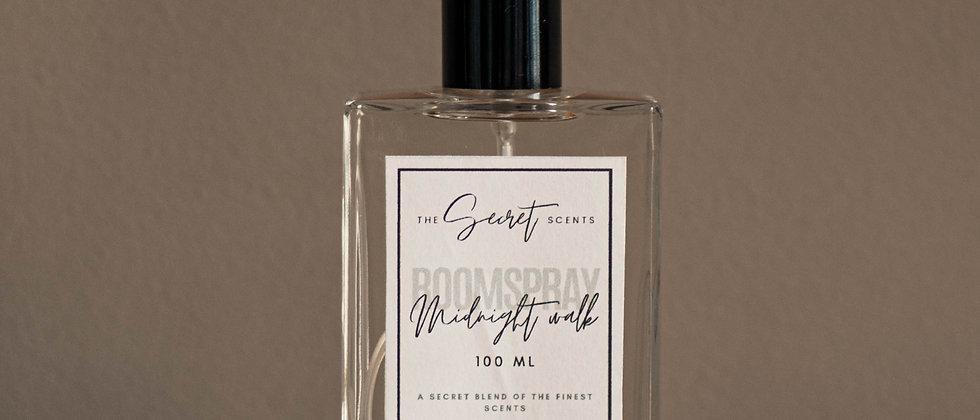 """Room- & linnenspray """"Midnight walk"""""""