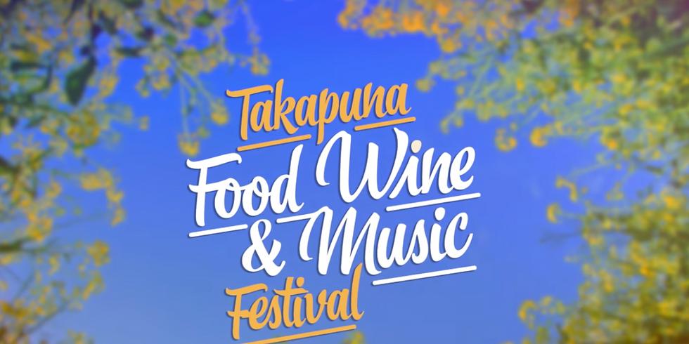 Food,Wine&Music Festival Takapuna