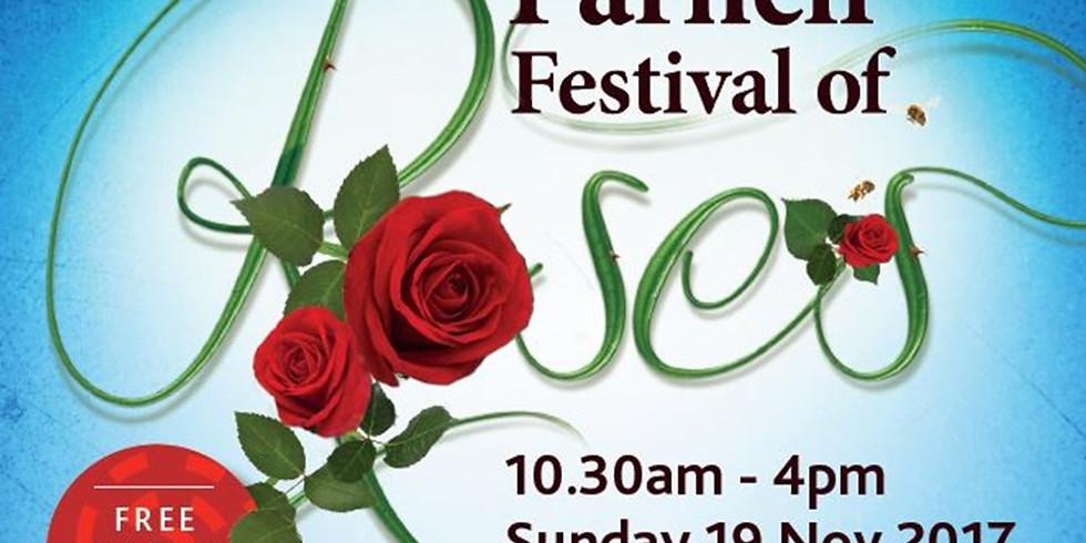 Parnell Festival of the Roses