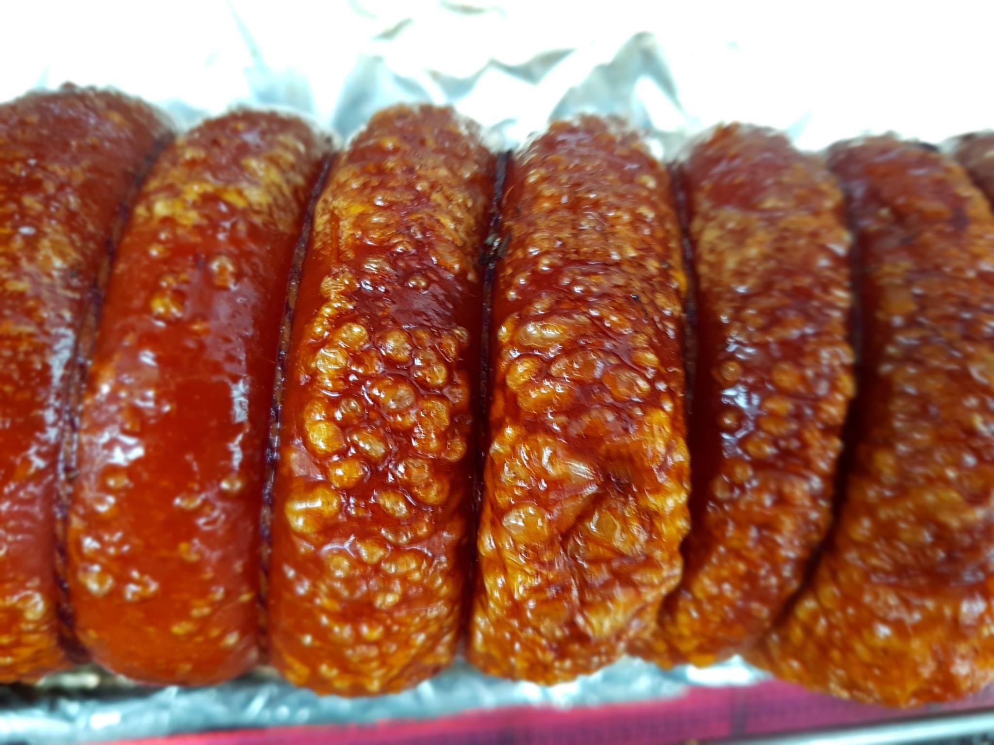 Porchetta or roasted Pork Bellie