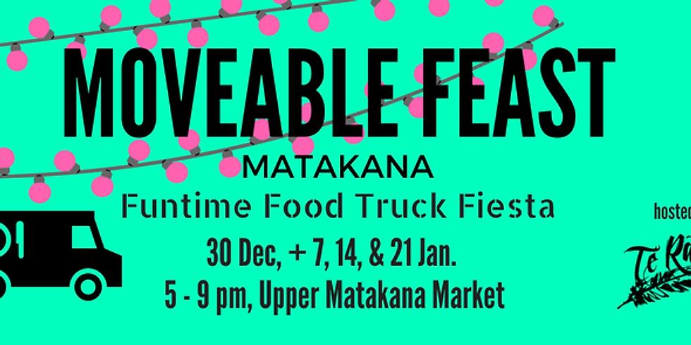 Moveable Feast Matakana
