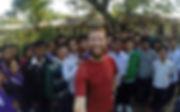 Dr Mark Hines Assam India